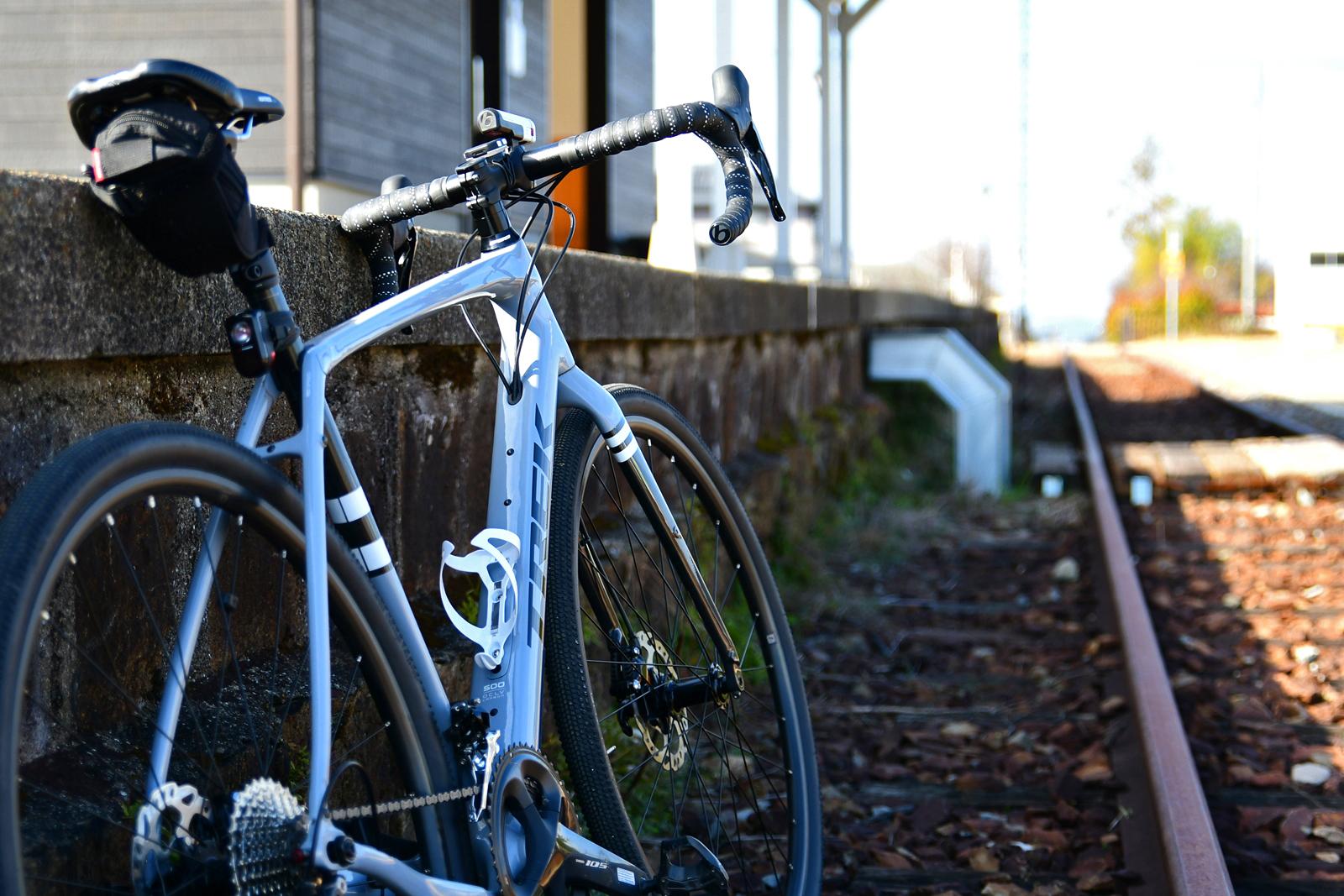 グラベルを求めて三木市までサイクリングに行ってきました。