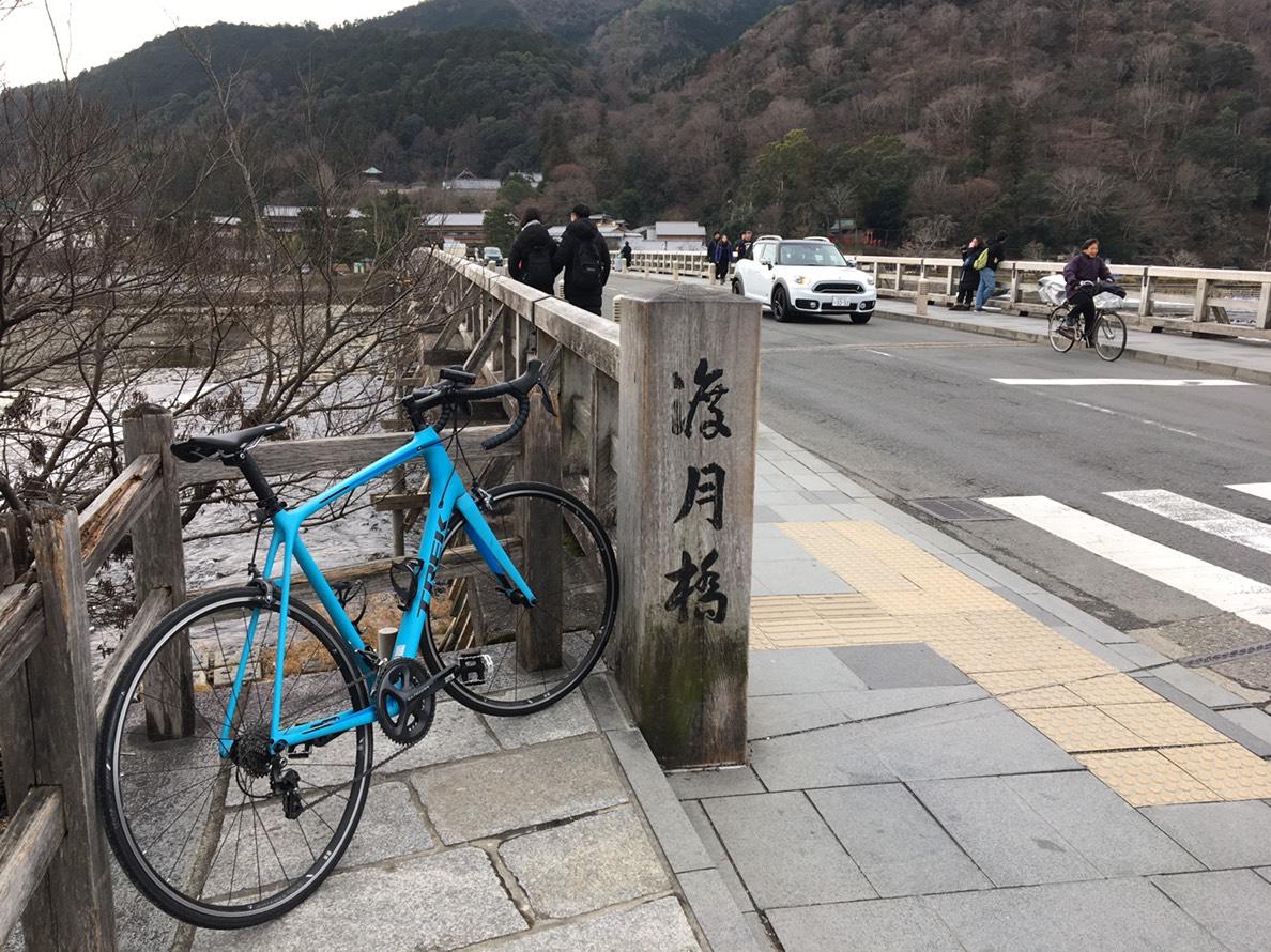 初心者スタッフがロードバイクで京都の街をポタリングしてみました
