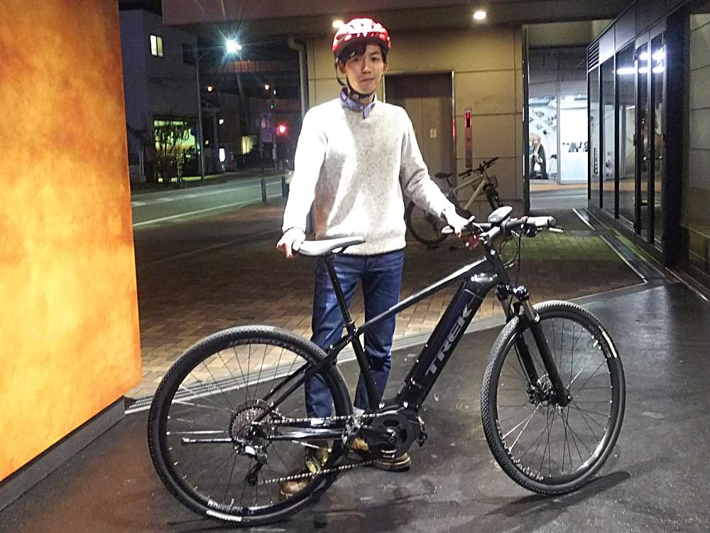 ★Kiss-FM でTREK Bicycle 神戸六甲が紹介されます★1月23日(水)12時頃の放送です!