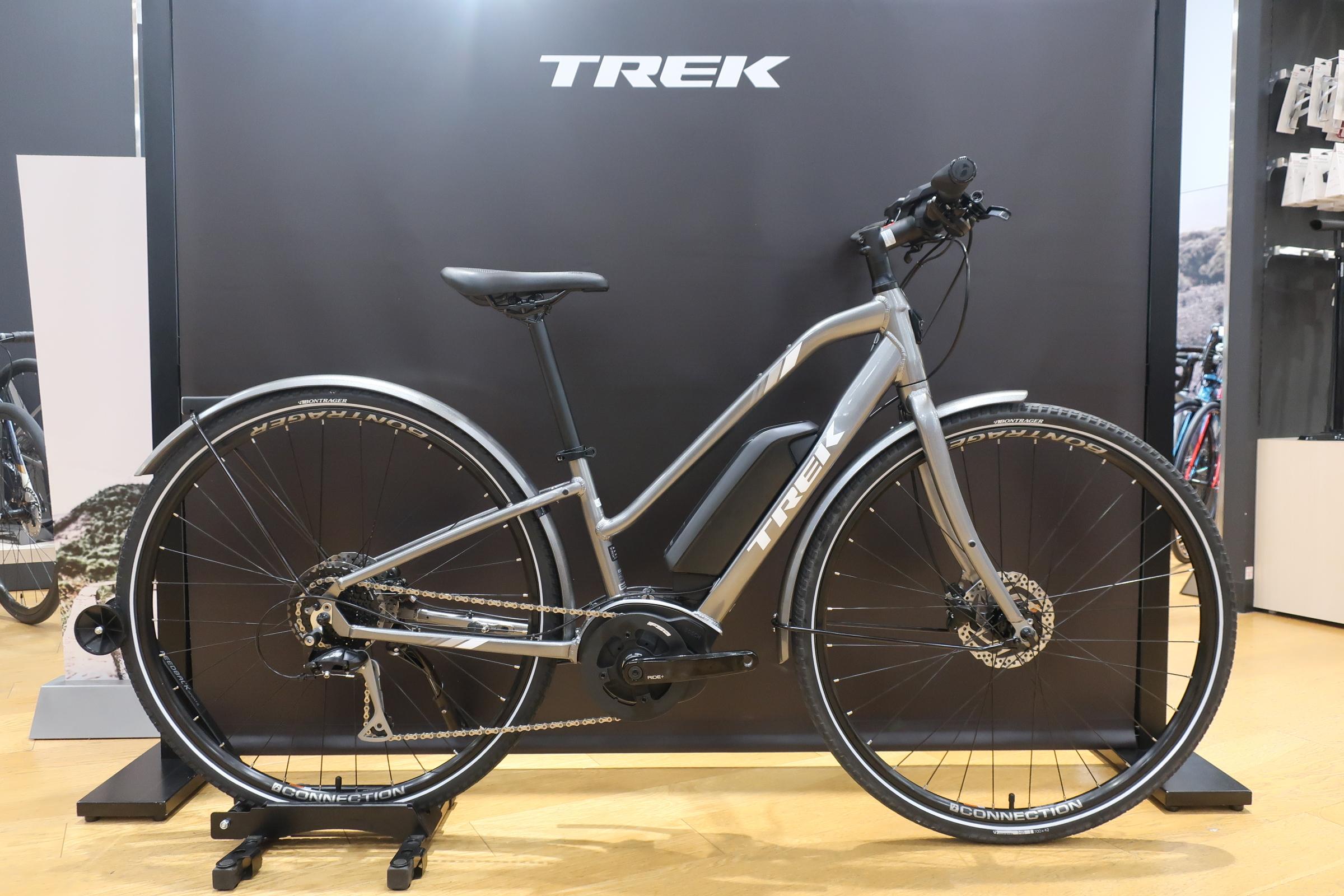 話題のTREKのe-bike「Verve+」に小柄な方向けモデルが登場!