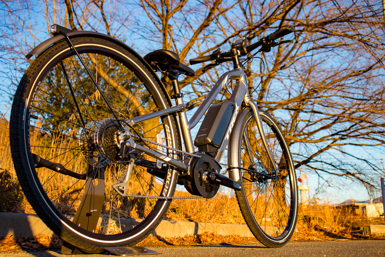 女性でも楽々乗れる! 小さめサイズのe-bike・Verve+Lowstep出ましたっ!!