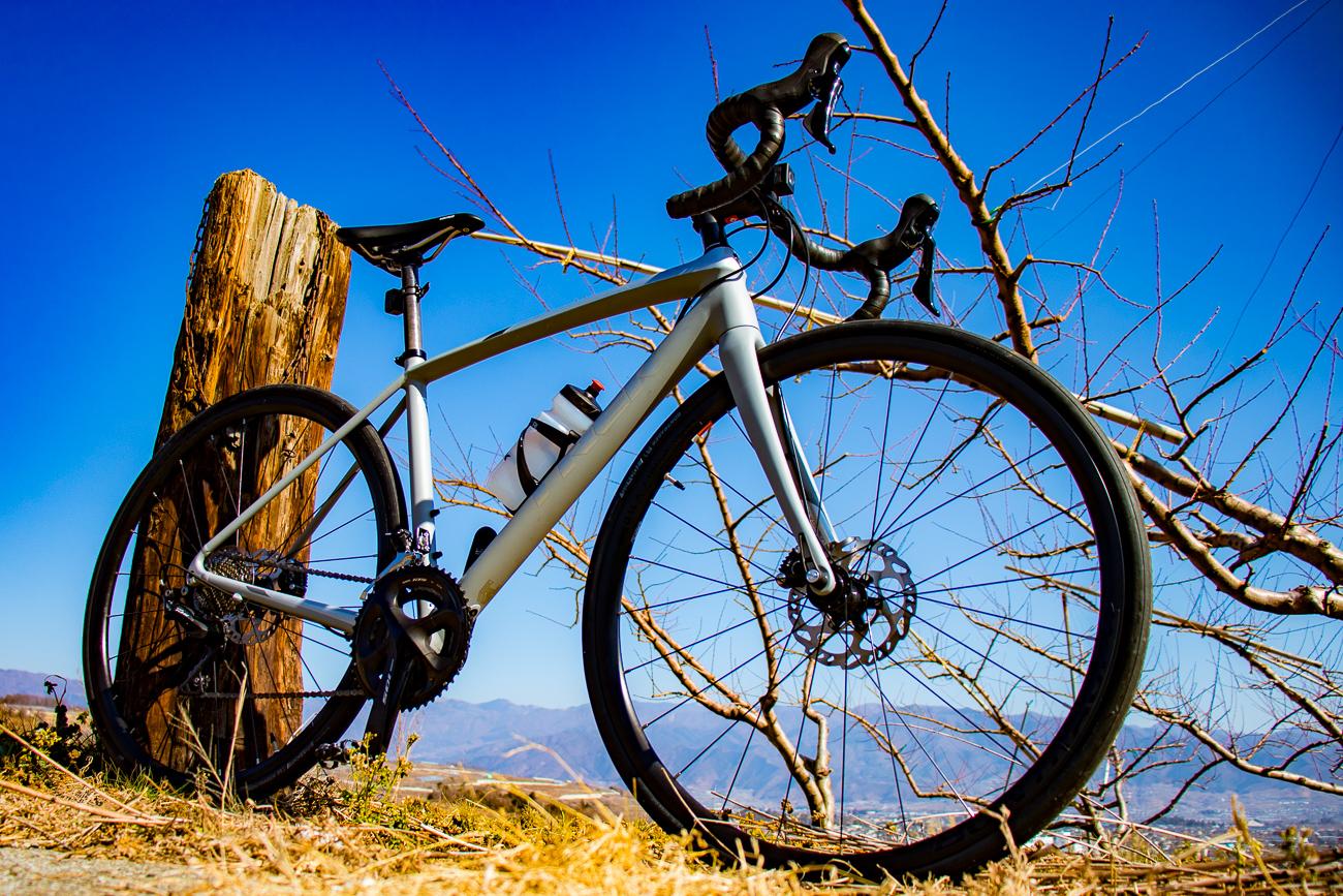 スポーツバイクのある新生活を始めよう! ロードバイク・Émonda ALR 5 Discでフルーツラインを爽快ライド