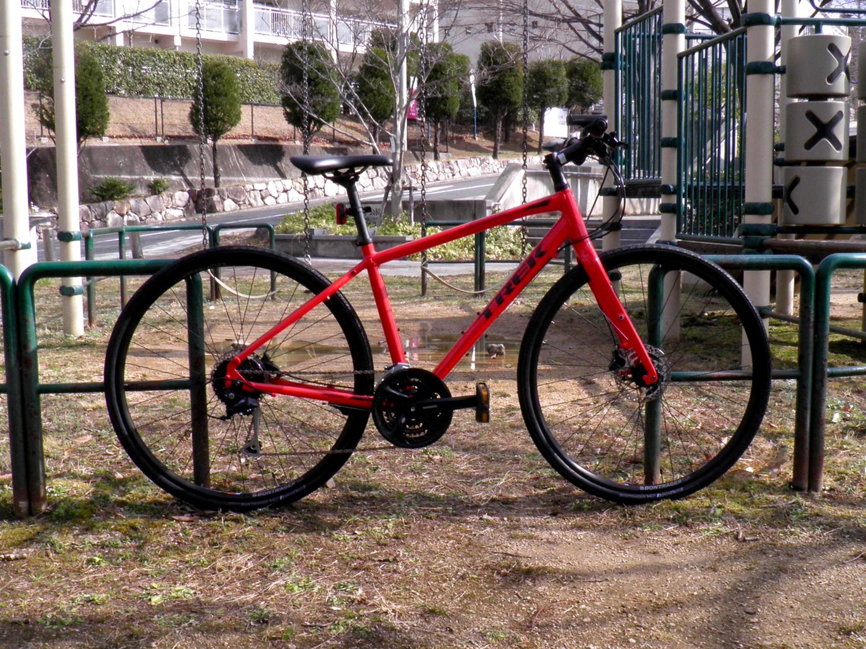 春の新生活に向けて!★ディスクブレーキのクロスバイクが神戸の生活にオススメなワケ★