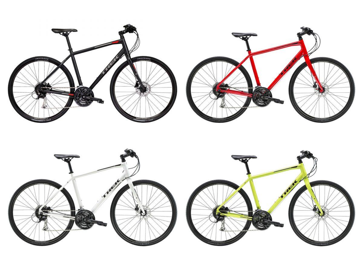 当店人気のクロスバイクFX3とFX2の違いを徹底解説!!