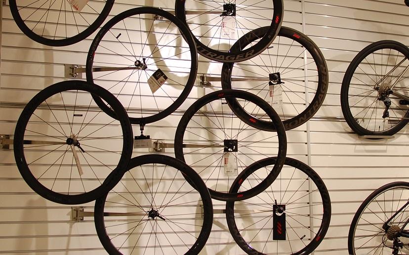 サイクリングシーズンに向けてホイール新調しませんか?