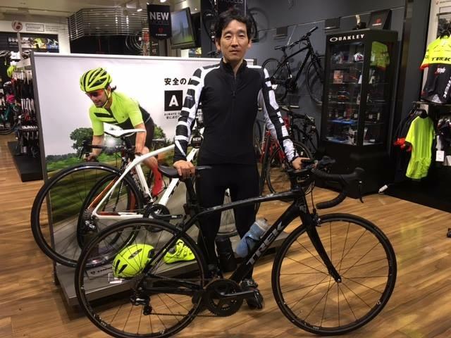 【Happy New Bike Day】Domane SLR カンチェラーラを胸にロングライドへ