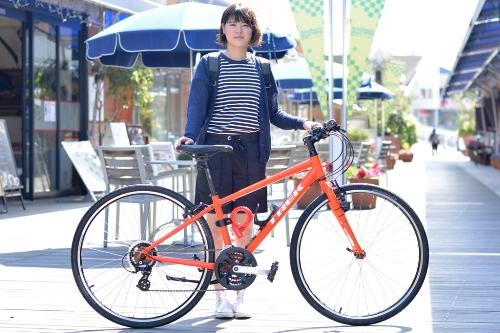 【Happy New Bike Day】FX 1 自転車旅行をしてみたい
