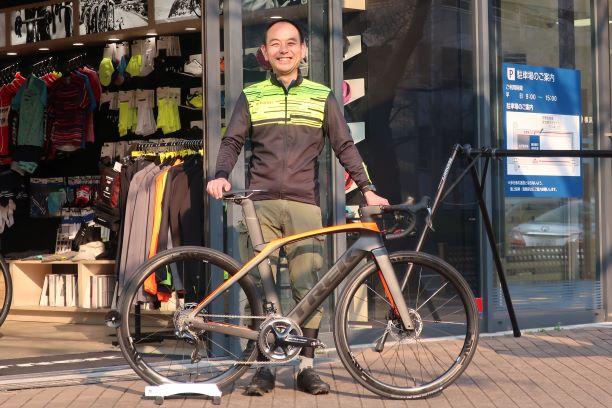 【Happy New Bike Day】~Madone SLR~ 「10年に1度の傑作‼」