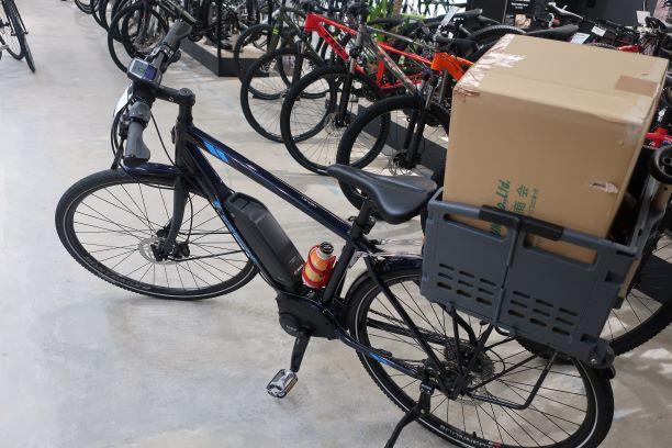 【e-bike】Verve+で○○してみた。