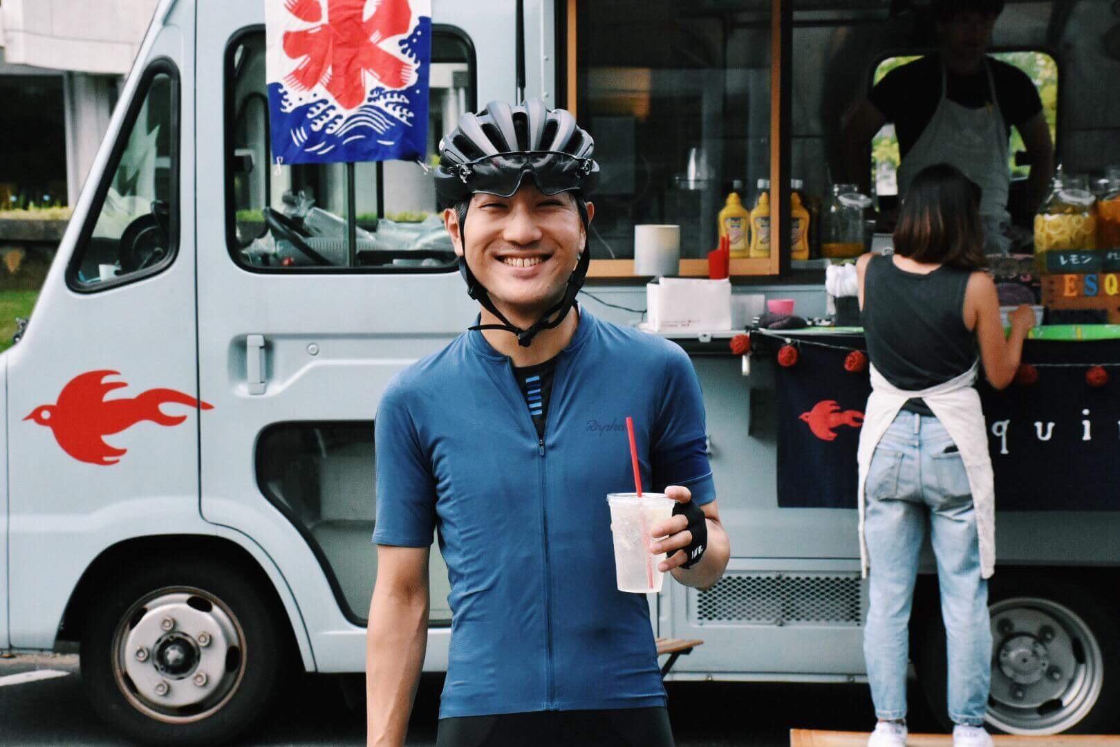 『私と自転車』大越編