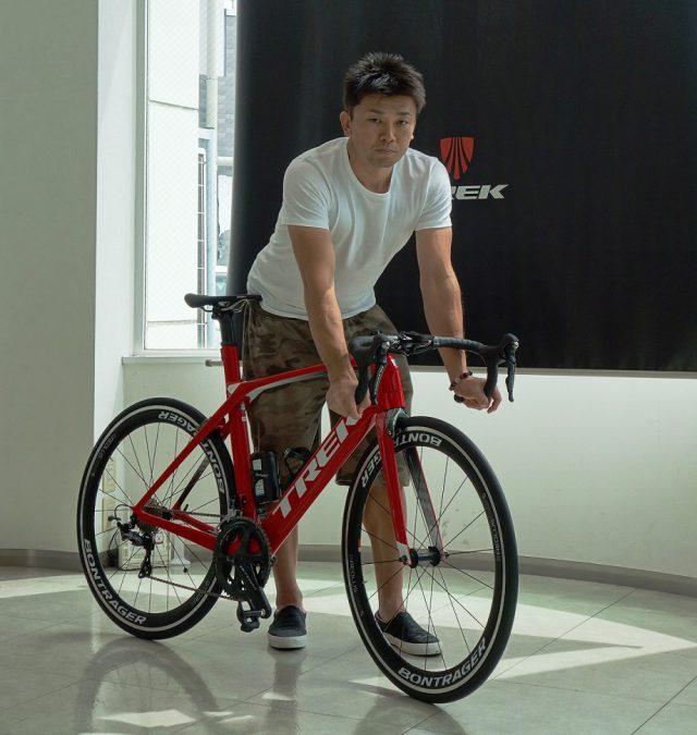 【Happy New Bike Day】Madone 9 エアロロードのMadoneでロングライドへ