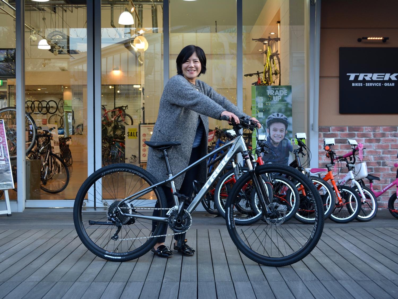 【Happy New Bike Day】 ~Dual Sport 4~「一目惚れのクロスバイクで快適に通勤したい」