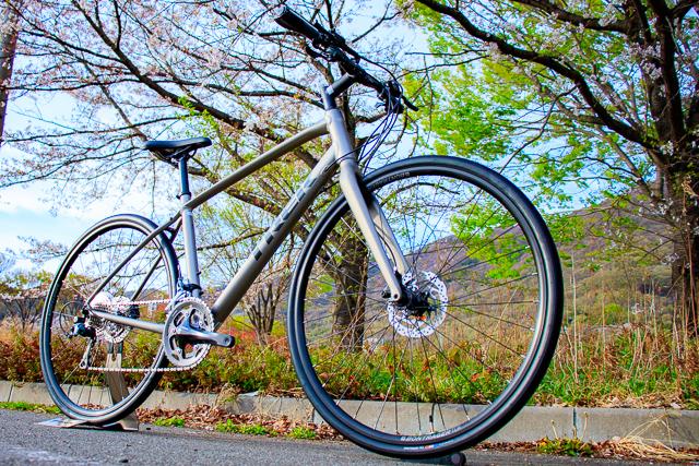 甲府店に早くも入荷! 通勤通学からロングライドまでバッチリのクロスバイクTREK「FX SPORT 4」2020モデルを徹底解説!!