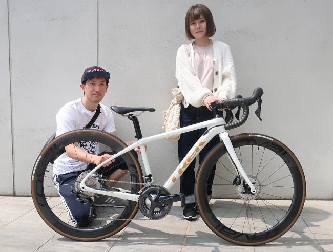 【Happy New Bike Day!】ブルべ完走への第一歩!