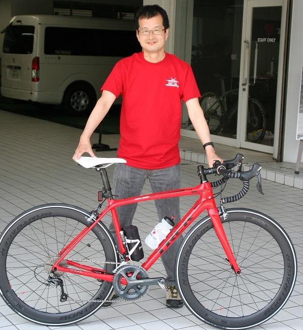 【Happy New Bike Day !】ホイールチェンジで軽く速く見た目もカッコよく!