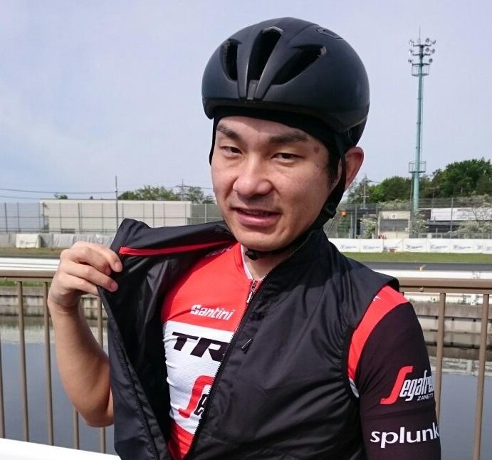 【スタッフおすすめ】 コンパクトで快適性アップ!Bontrager Circuit Windshell Cycling Vest
