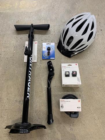 自転車を買うときは何が必要なの⁇ ‐クロスバイク編‐