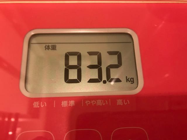浦部4月体重
