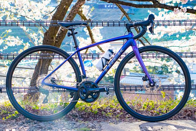 軽量ロードバイク・Émonda ALR 5 Disc[Purple Flip]が甲府店に限定入荷!