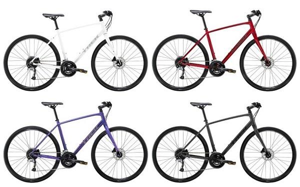 【2020モデル】春からの新生活におすすめ!当店人気の街乗りクロスバイク「FX3 DISC」をご紹介!