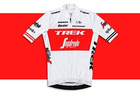 【限定発売】ツール・ド・フランスでTrek-Segafredoライダーが身にまとうレプリカジャージ登場!