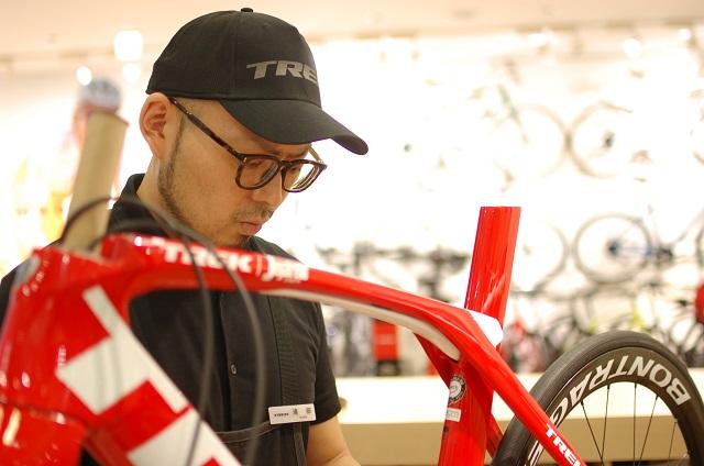 【お知らせ】全日本自転車競技選手権大会ロードレースにメカニック出張します!