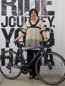 【Happy New Bike Day】ÉMONDA ALR5 『このバイクでトライアスロンに挑戦!』