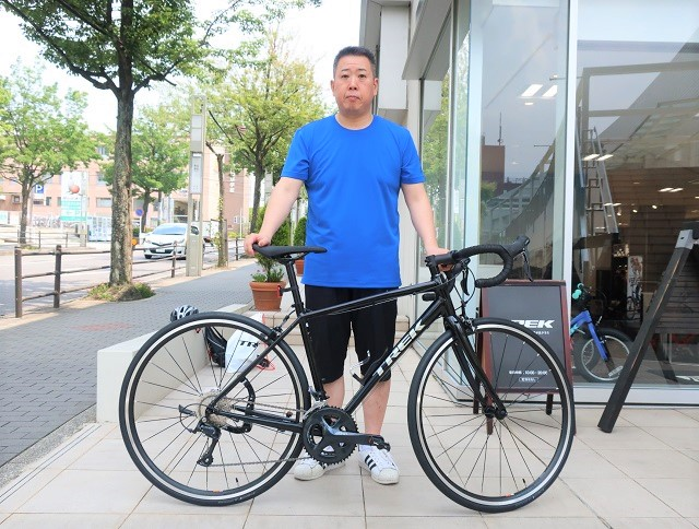【Happy New Bike Day!】念願のロードバイクデビュー!!