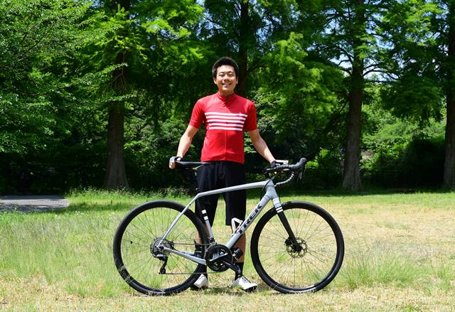 【スタッフおすすめ】カジュアルなサイクリングにもピッタリ!Bontrager Circuit LTD Cycling Jersey