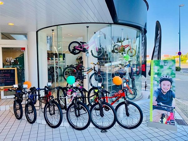 トレックバイシクル神戸須磨_キッズバイク各サイズ・カラー揃っています