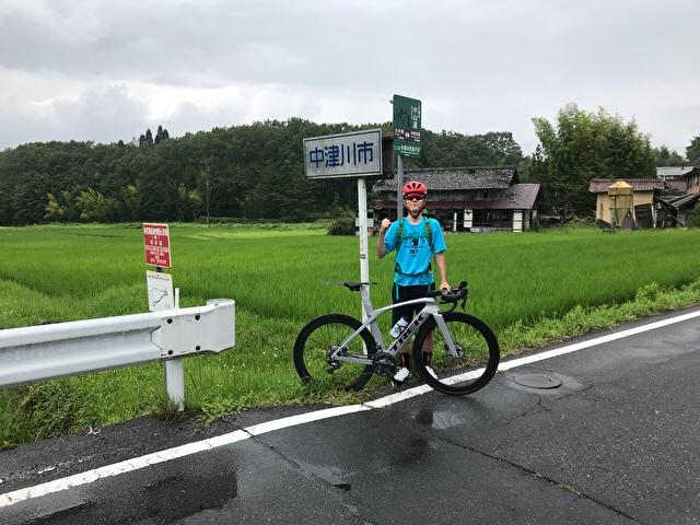 雨天決行!スタッフ小林の名古屋⇄中津川ライド