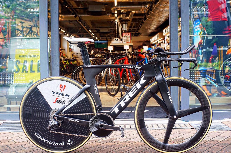 【全日本選手権】別府史之選手のレースバイクが超短期間限定で横浜店に‼