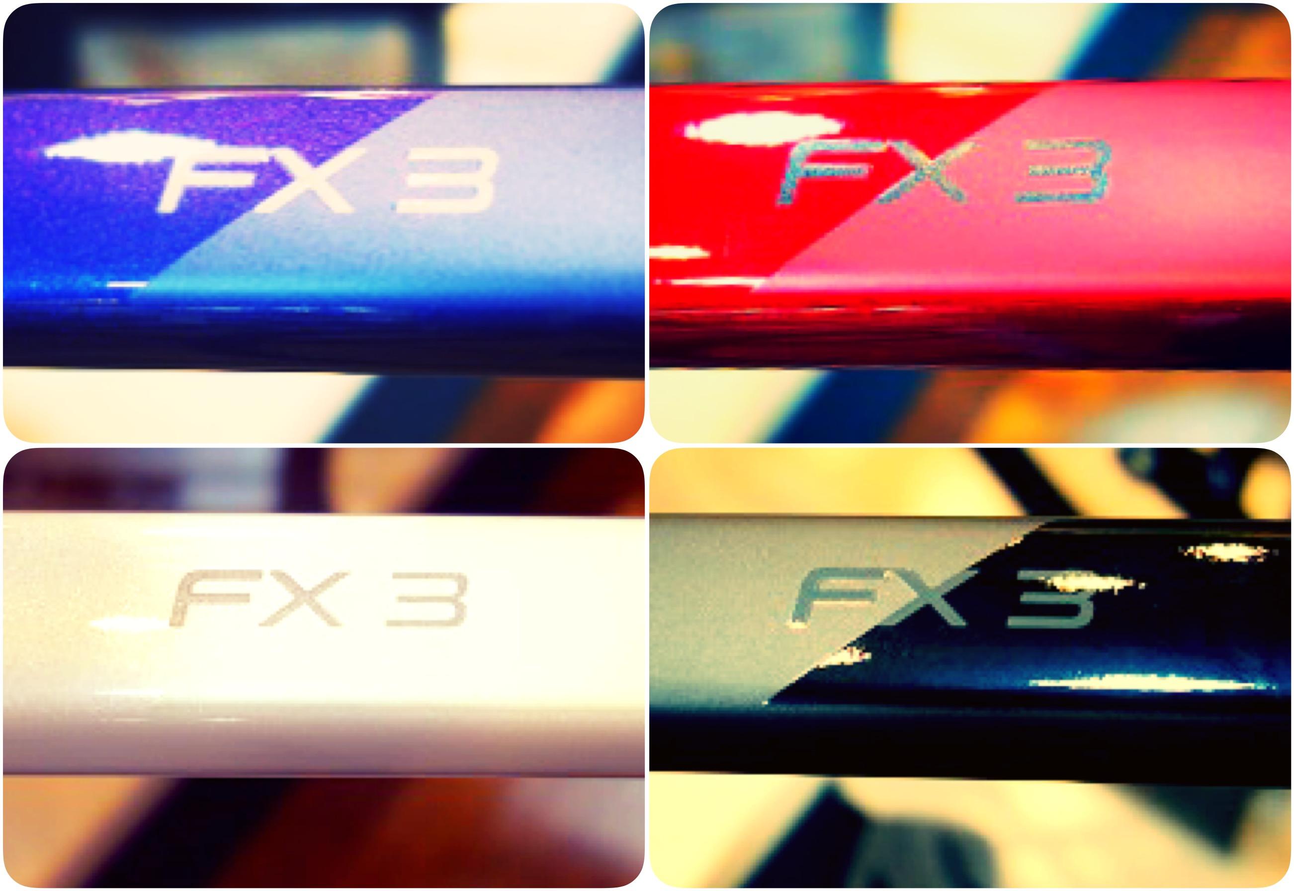 【2020モデル】FX3 DISC 各色展示しております。