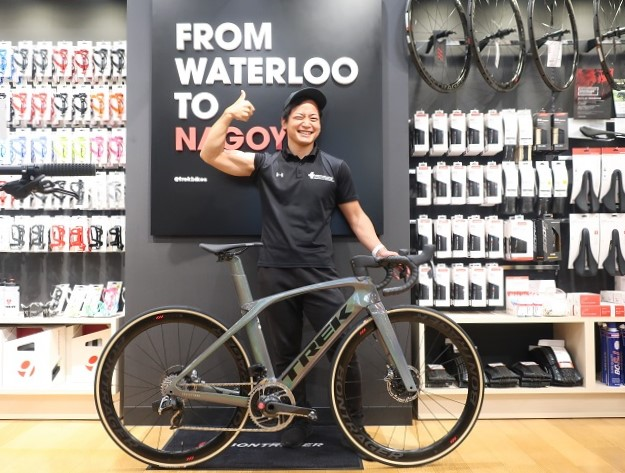 【Happy New Bike Day!】名古屋一輝いているNew BIKE!!