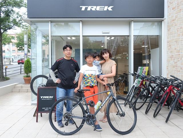 【Happy New Bike Day ! 】名古屋星が丘テラス店 納車シーン