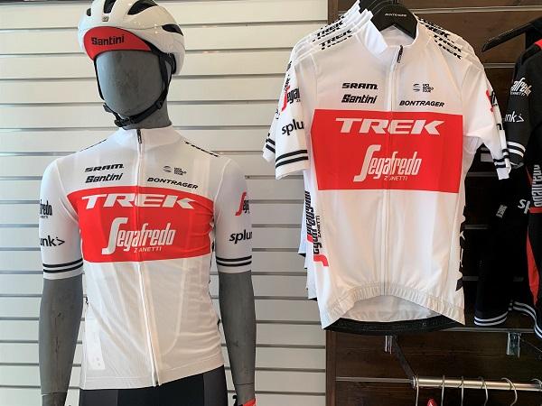 【限定販売】Trek-Segafredoのツール・ド・フランス限定デザインの「レプリカジャージ」数量限定で入荷しています!