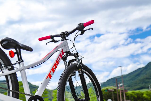 夏休みはお子様といっしょにサイクリング! カッコいいキッズバイクたくさん揃っています
