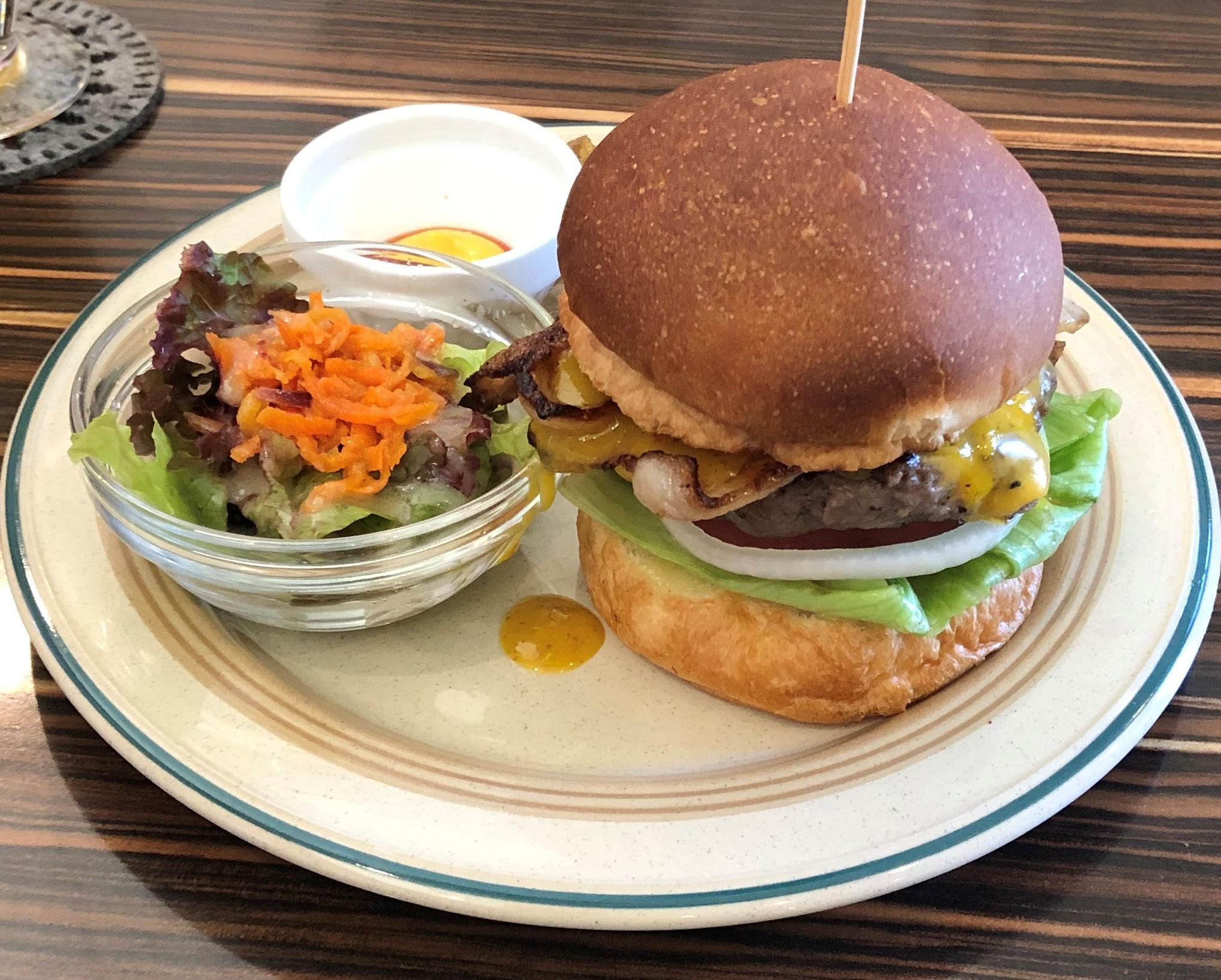 【横浜店ストアイベント】自転車×美味しい物=ハンバーガーライド