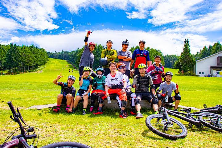 TREK BICYCLE名古屋~MTBでゲレンデを走る~