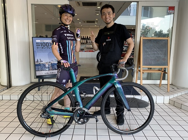 【Happy New Bike Day !】Project Oneでこだわりの一台を