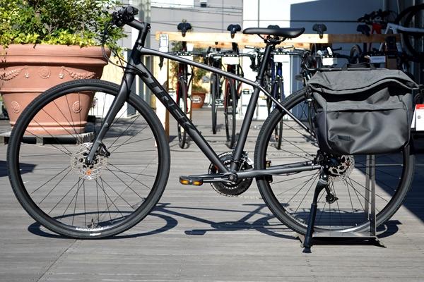 クロスバイクに荷物を載せよう!ボントレガーから新商品入荷です!!!