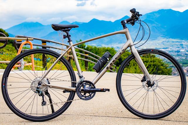 高性能クロスバイク FX S4でスポーツバイクのある生活、始めませんか?