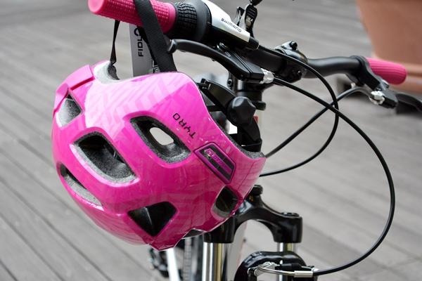 【キッズ用ヘルメット】Bontrager Tyro Bike Helmetのご紹介
