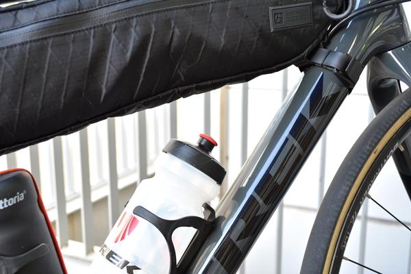 ロードバイク バイクパッキング