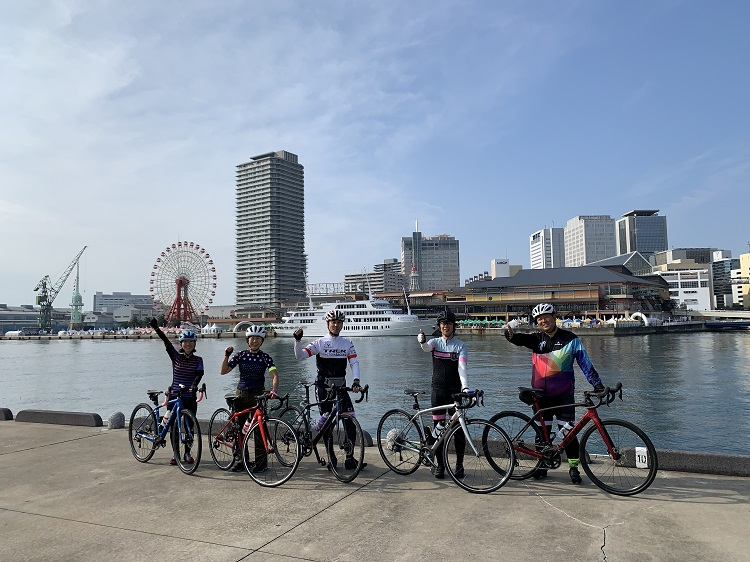 【ご案内】TREK Bicycle神戸須磨で好評開催中のストアライドイベント!