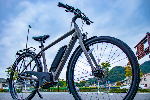 【期間限定試乗車】トレックバイシクル甲府でe-bike「Verve+ 2」&「Verve+ 2 Lowstep」をいち早く体験できます!!