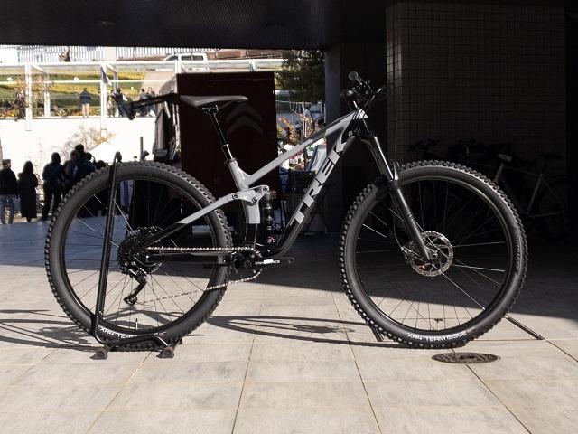 【試乗車情報】フルサスマウンテンバイク「Fuel EX 5」が加わりました!
