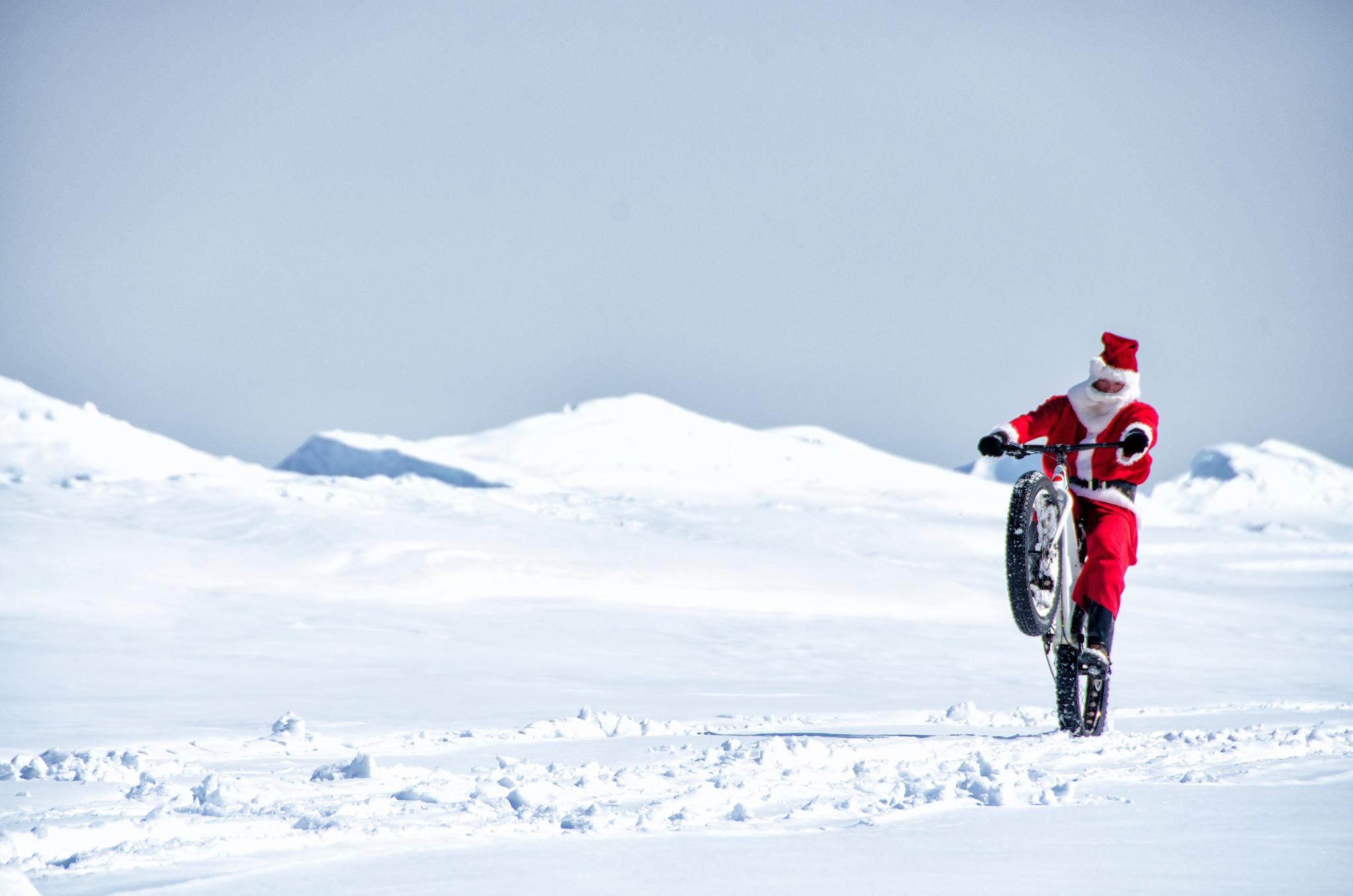 サンタさ~ん!プレゼントに自転車はどうでしょうか? -キックバイク編-