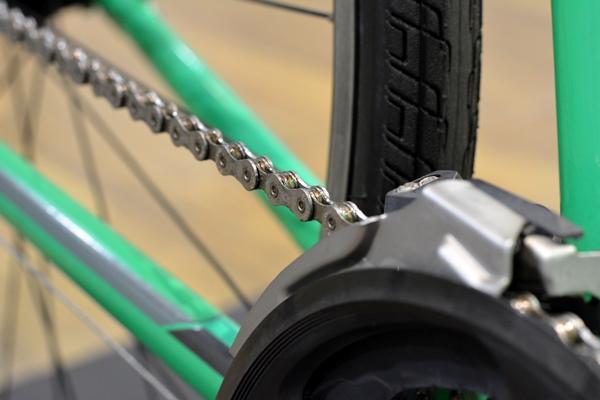 TREK クロスバイク 修理