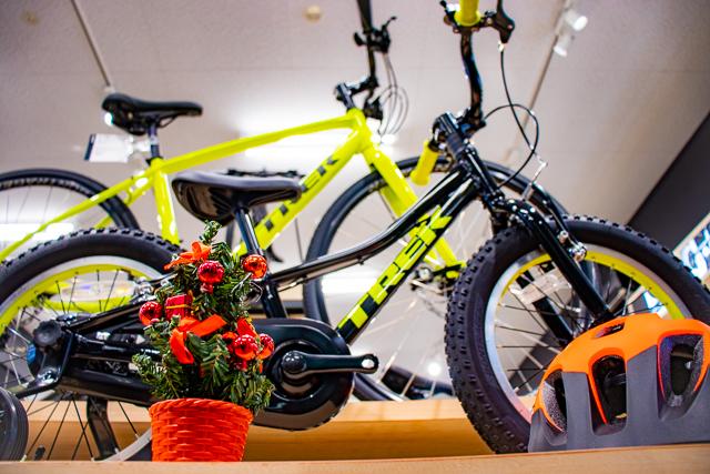 【キッズバイク】サンタさんへ。クリスマスプレゼントの準備はお済みですか?
